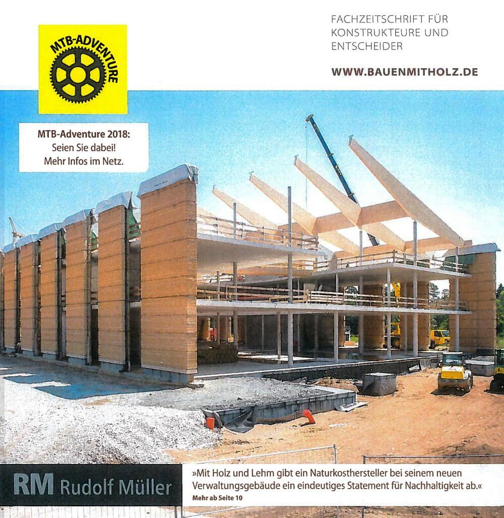 Bauen Mit Holz über Alnatura Campus Haas Cook Zemmrich Studio2050