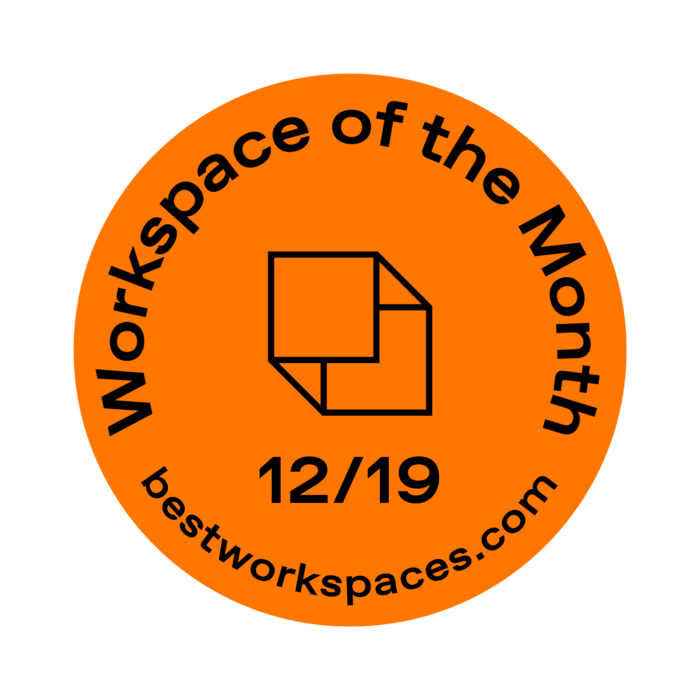best workspace of the month 12/19