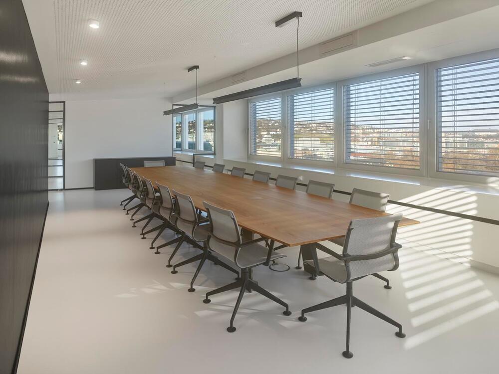 Kernsanierung Einer Büroetage Haas Cook Zemmrich Studio2050