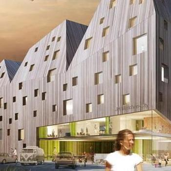 Redevelopment of Youth Hostel Munich City