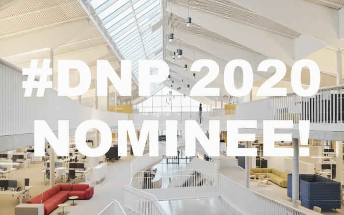 Alnatura among the TOP 3 candidates for the German Sustainability Award for Architecture