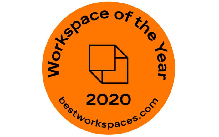 Best workspace of the Year 2020!