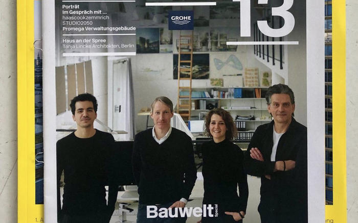 Bauwelt Special #13 in conversation with haascookzemmrich STUDIO2050